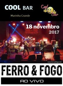 Cool Bar - Marinha Grande - Ferro & Fogo