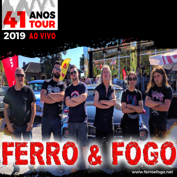Ferro & Fogo 2019 – flyer – promo